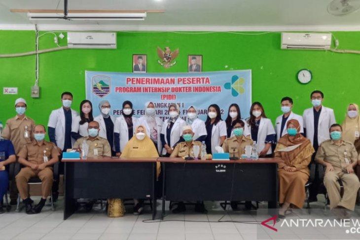 Kotabaru receives 12 internship doctors