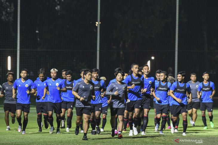Timnas Indonesia taklukkan Tira Persikabo 2-0