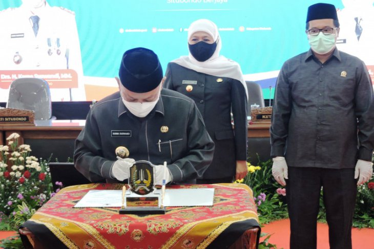 Bupati Situbondo bahas APBD 2021 bersama DPRD mulai Rabu