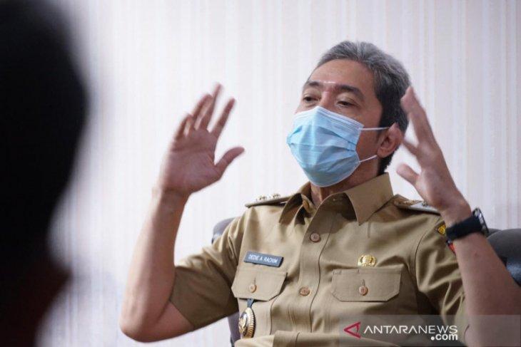 Satgas Pemuda Pramuka di Kota Bogor bergabung dengan Satgas COVID-19