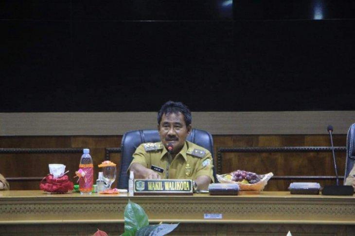 Amir Hamzah lakukan rapat kordinasi dengan OPD dan SKPD Binjai