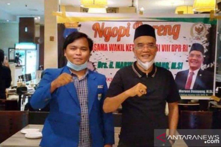 PMII dukung kejaksaan ungkap kasus penggunaan dana COVID-19 di Padangsidimpuan