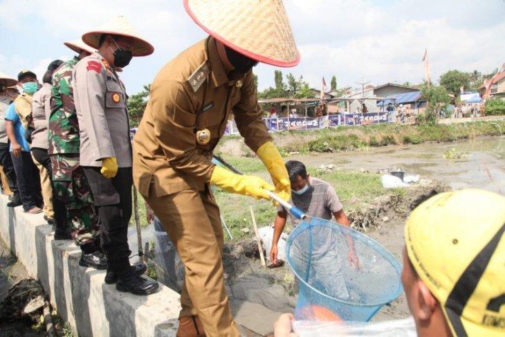 Kampung Paten Sitiur di Pematangsiantar diresmikan menjadi Kampung Tangguh Nusantara