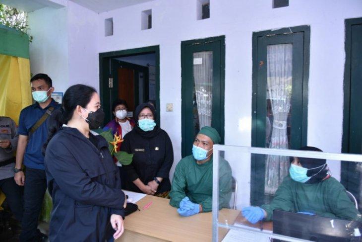 Puan Maharani: Puskesmas jadi agen prinsip vaksinasi berkeadilan