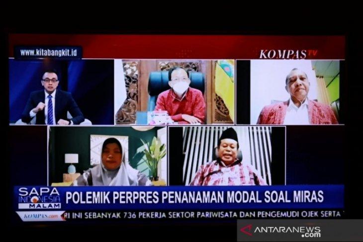 Koster yakin Perpres 10/2021 kuatkan kearifan lokal Bali