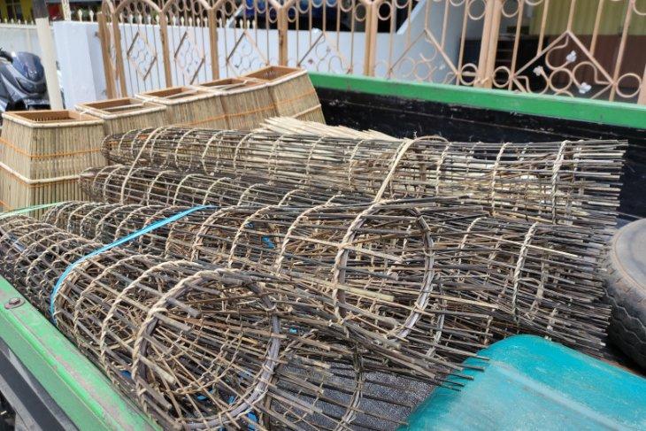 Warga Kalsel masih gunakan alat tradisional tangkap ikan air tawar