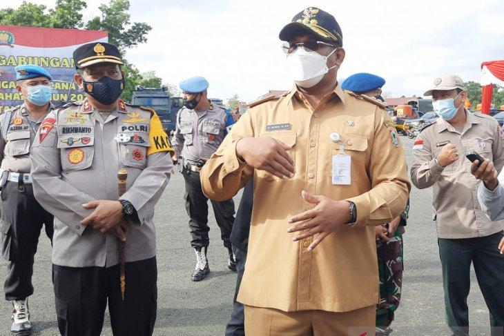 Pj Gubernur Kalsel siapkan 400 vaksin bagi wartawan