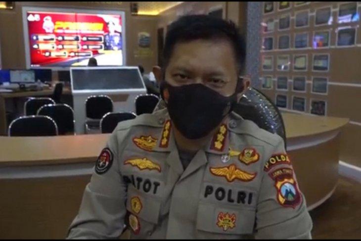 Total 20 terduga teroris yang ditangkap selama sepekan