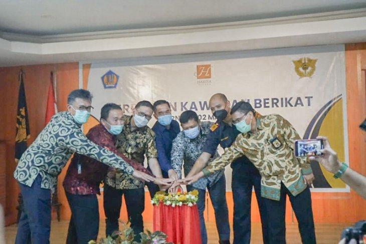 Kanwil DJBC Maluku dorong investasi dan proyek strategis nasional di Malut