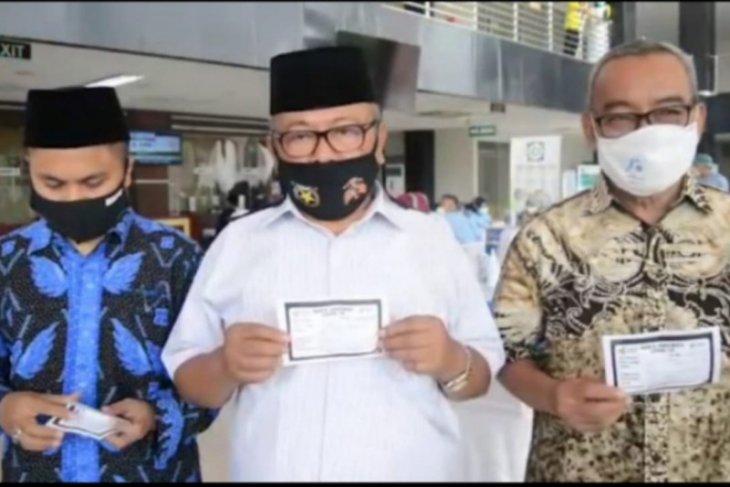 MUI dan FKUB Banten ajak pemuka agama ikuti vaksinasi COVID-19