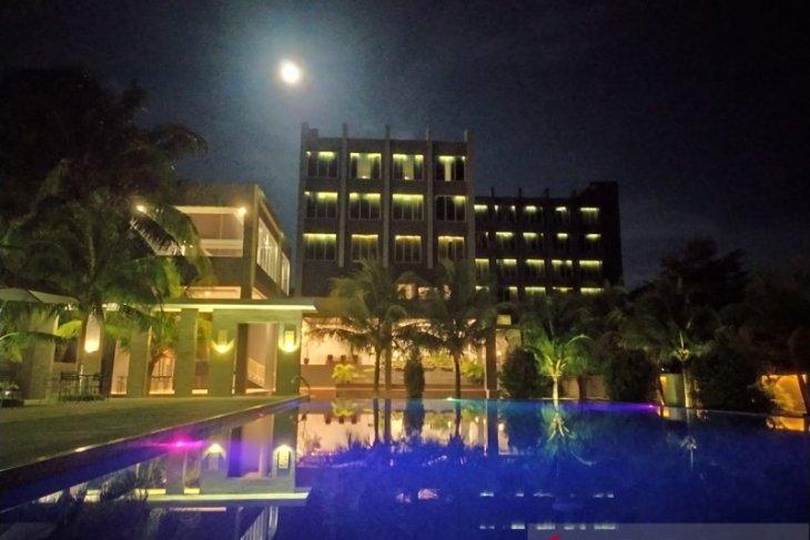 Tingkat hunian kamar hotel berbintang di Gorontalo 29,58 persen