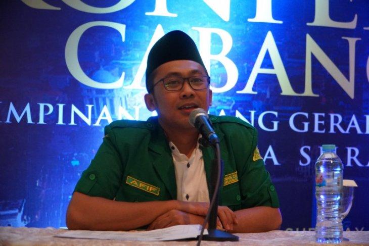 Gus Afif kuatkan lima bidang di kepengurusan baru GP Ansor Surabaya 2021-2025