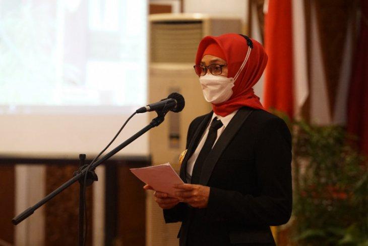 Penjabat Gubernur Jambi minta PKK berperan lebih aktif cegah COVID-19