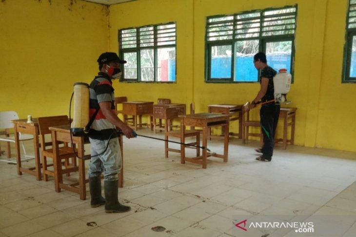 SMPN 27 Batanghari liburkan belajar tatap muka setelah seorang pelajar  positif COVID-19