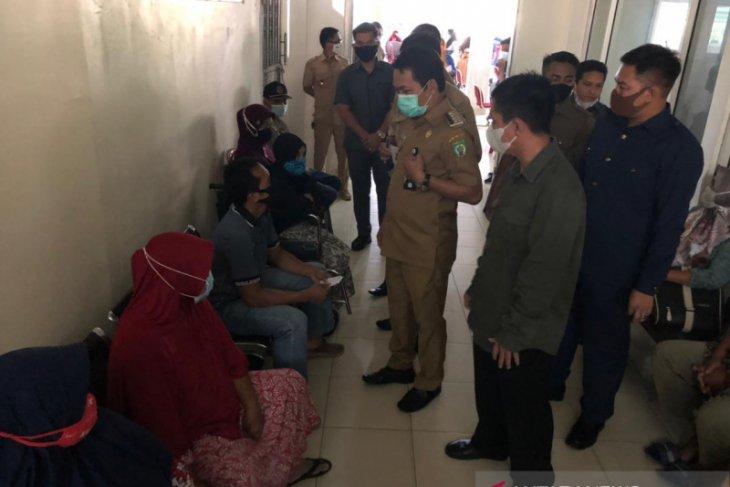 Hari kedua kerja, Abdul Hadi langsung sidak RSUD Balangan