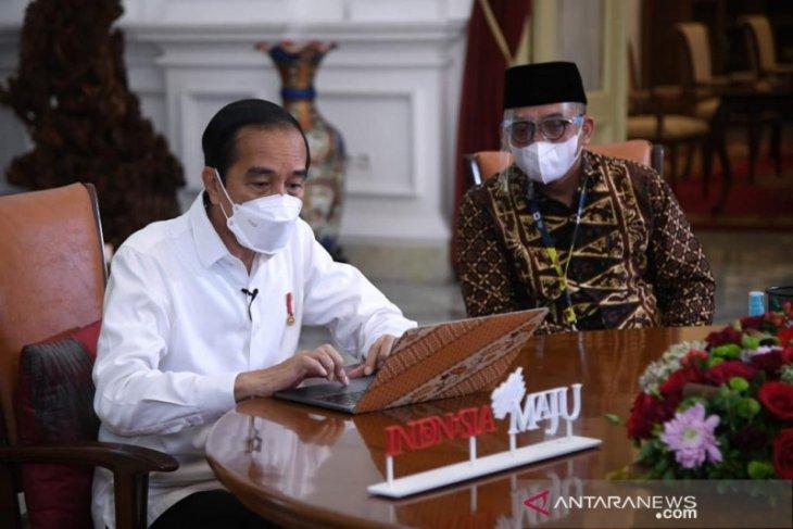 Jokowi resmikan kampus baru Untirta di Serang