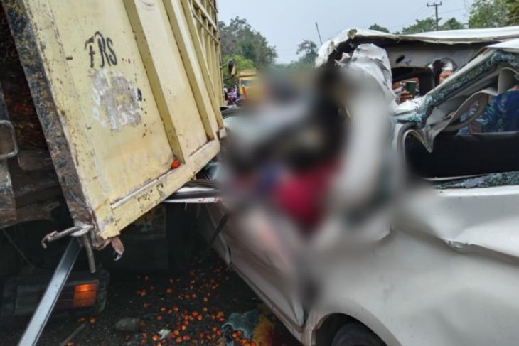 Kurang dari 24 jam, Jasa Raharja bayarkan santunan korban kecelakaan di Jalinsum