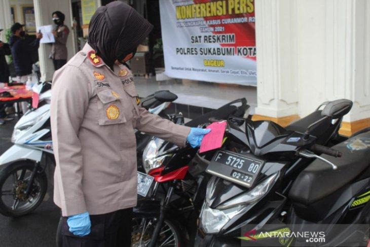 Pelaku curanmor paling dicari di Sukabumi berhasil diciduk polisi