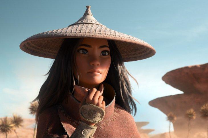 Seniman Indonesia terlibat di film  Disney