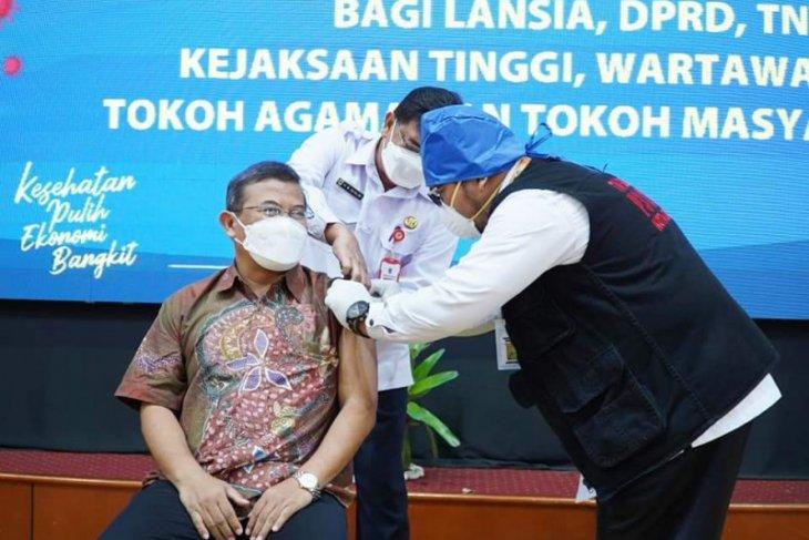 Rektor ULM: Vaksinasi menjadi harapan dibuka perkuliahan tatap muka