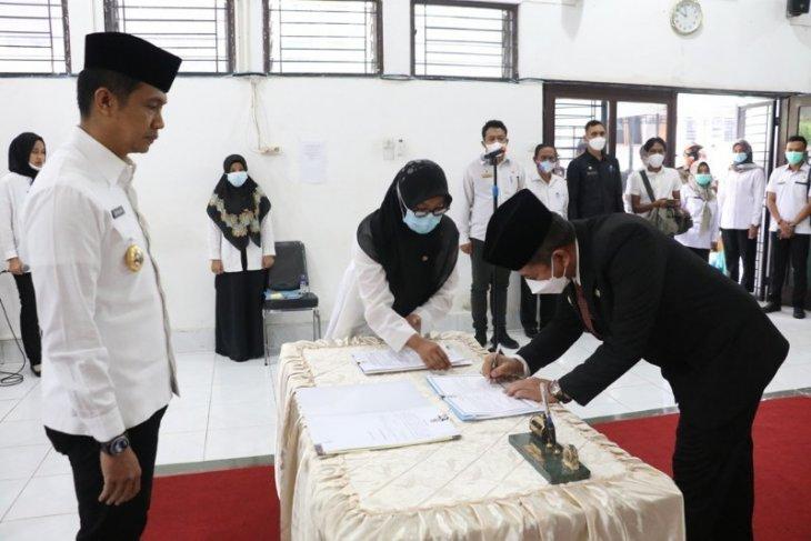 Pejabat Sekda Pematangsiantar diganti lagi, kini dijabat Kabiro Administrasi Pembangunan Pemprov Sumut