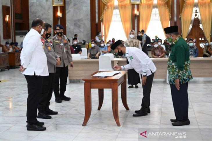 NU dan Muhammadiyah Kalsel dukung pencegahan intoleransi