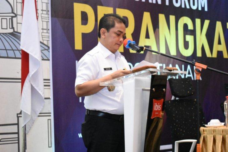 RKPD Kota Pontianak 2022 fokus pada program pemulihan ekonomi