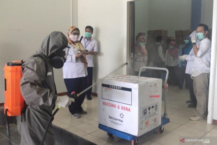 DPRD, TNI-POLRI, BPBD dan Satpolpp menjadi sasaran vaksinasi tahap dua di HST