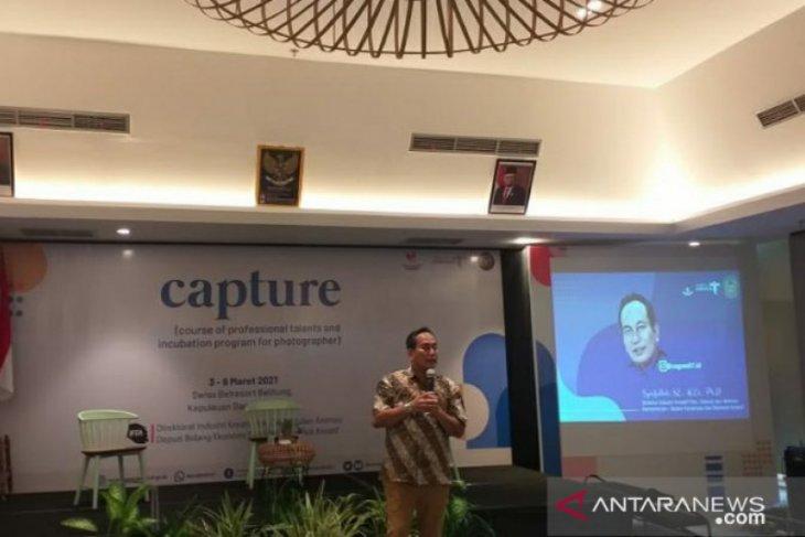 Kemenparekraf gelar pelatihan fotografi di Belitung