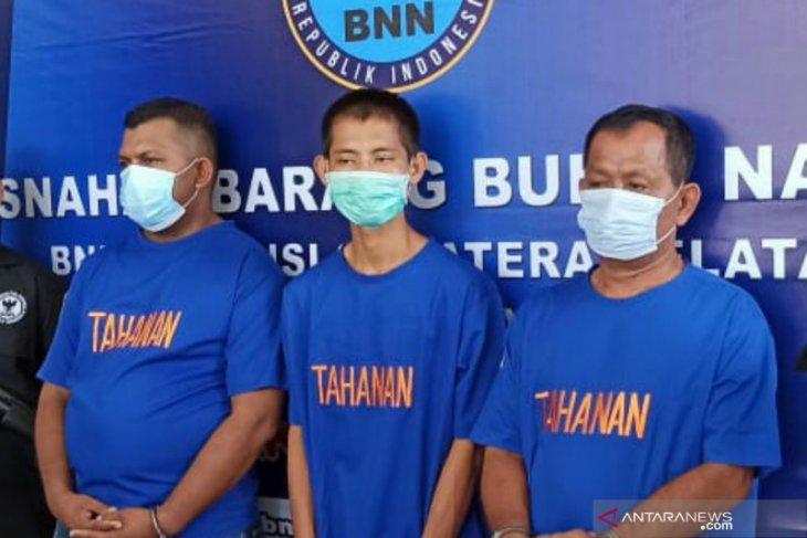 South Sumatra:  Former legislator caught ferrying drugs, detained