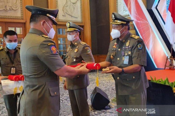 Satpol PP Denpasar raih penghargaan dari Mendagri
