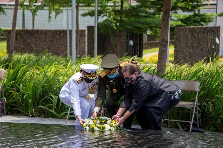 US Embassy holds commemorative event marking Battle of Sunda Strait