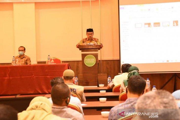 Delegasi seluruh Aceh ikut penguatan Jitu Pasna di Aceh Tengah