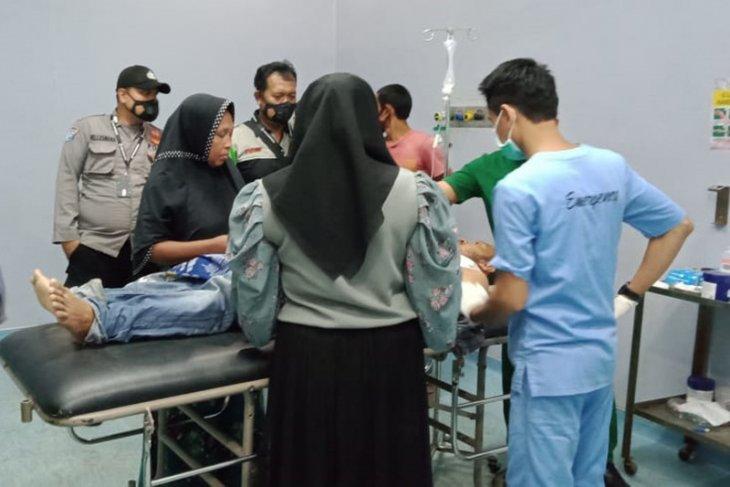 Gara-gara rokok, pria di Aceh Utara ini dilarikan ke rumah sakit