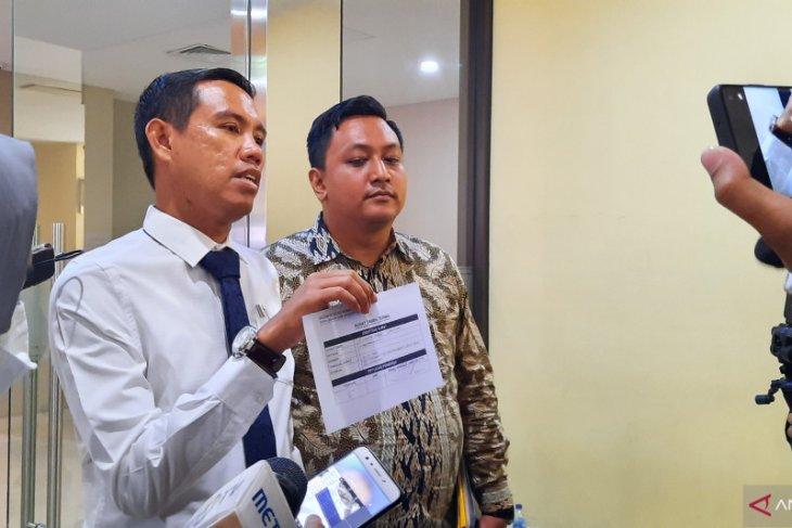 Marzuki Alie batal laporkan pimpinan Demokrat karena berkas tidak lengkap