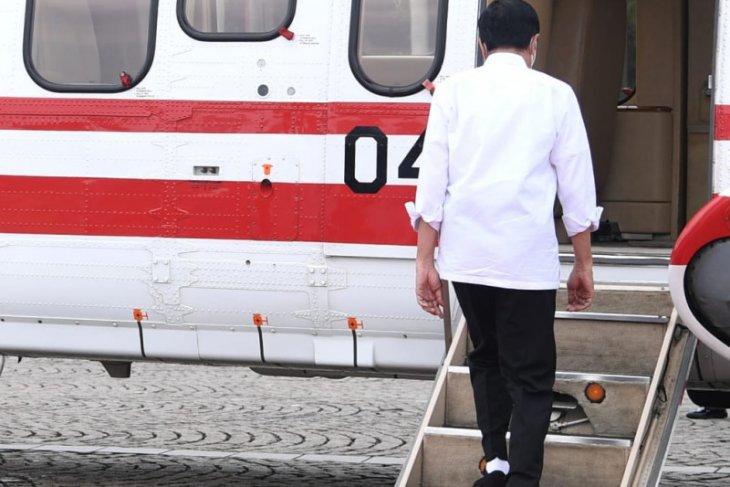 Presiden ke Banten resmikan Bendungan Sindang Heula