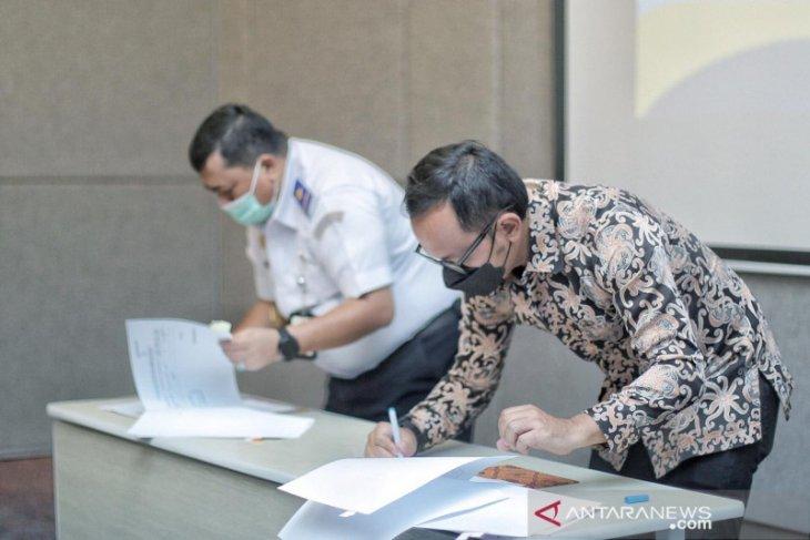 Pemkot Bogor dapat hibah satu unit bus bantuan dari Kemenhub