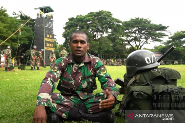 Pemain AC Milan junior gabung prajurit TNI AD