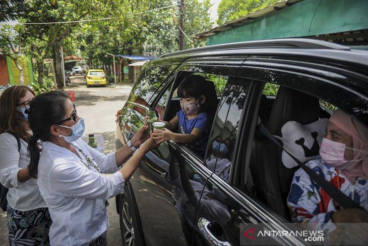 Gerakan peduli stunting di Bandung