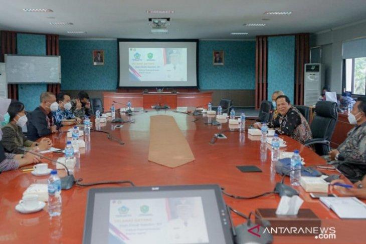 Pemkot Padangsidimpuan jalin kerja sama dengan STTD
