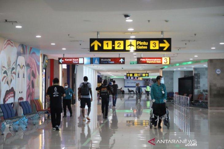 Bandara Ngurah Rai layani 157 ribu penumpang selama Februari 2021