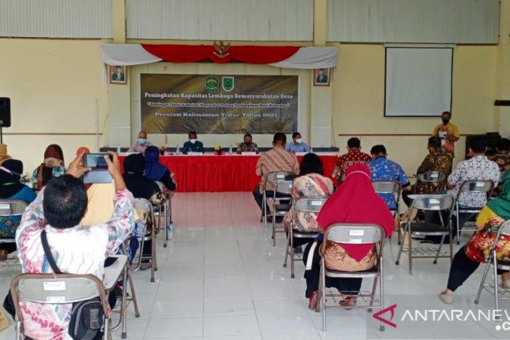 DPMPD sasar Kecamatan Batu Putih tingkatkan kapasitas LKD
