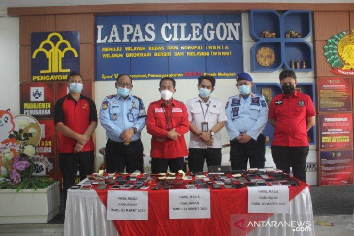 Berantas narkoba di lapas, Kanwil Kemenkumham Banten sidak di LP Cilegon