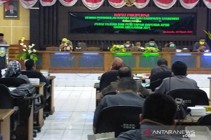 Rapat Paripurna R-APBD 2021,  Fraksi PKB pertanyakan empat program Bupati Situbondo