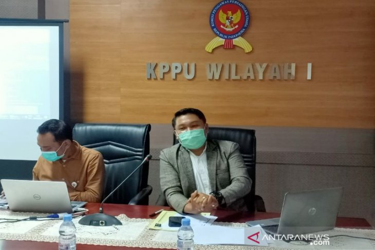 KPPU sebut laporan persaingan usaha tidak sehat dari Aceh mendominasi