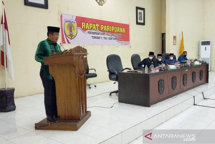 Pemkab HST ajukan Raperda pengelolaan zakat