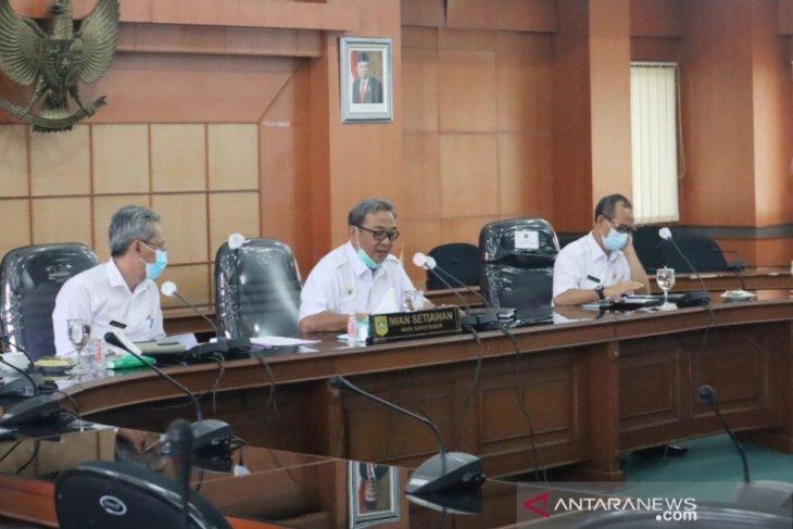 Keluar dari zona merah, Pemkab Bogor janji tingkatkan kinerja