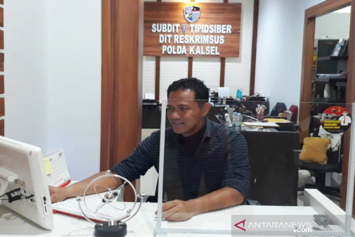 S Kalimantan Police records 3.8 bl loss from cybercrime