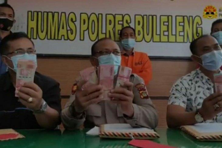 Tersangka korupsi dana BUMDes di Buleleng ditangkap polisi