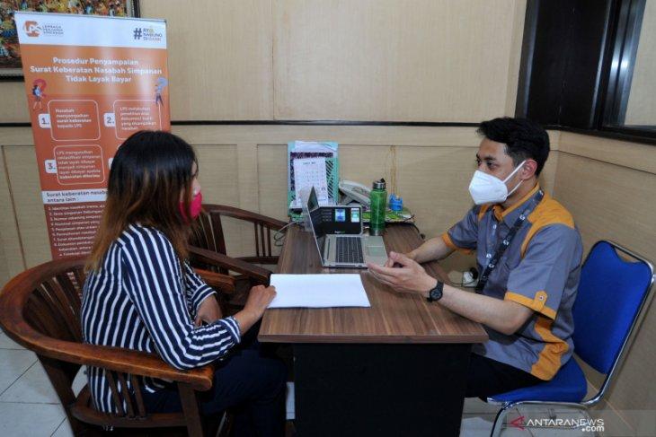 LPS siapkan proses pembayaran klaim simpanan nasabah BPR Sewu Bali